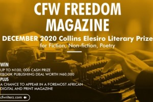 CFW Freedom Magazine Call for Submission