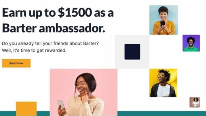 Flutterwave Barter African Student Ambassador Program
