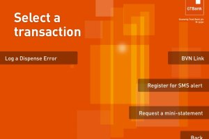 How to rectify a dispense error on your GTBank account
