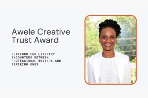 2020 Awele Creative Trust Award Longlist Released
