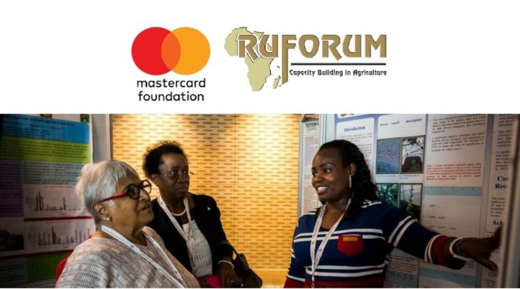 MasterCard Foundation at RUFORUM Masters Scholarships 2020/2021