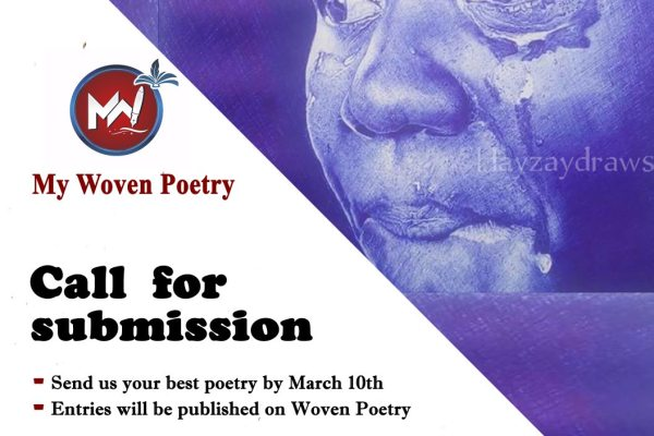 My Woven Poetry March