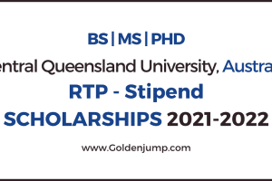 Central Queensland University Research Training Program