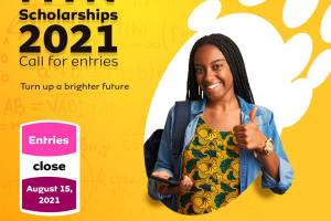 MTN Scholarship Scheme 2021 for Top 10 UTME Candidates | N200,000 Annually Till Graduation