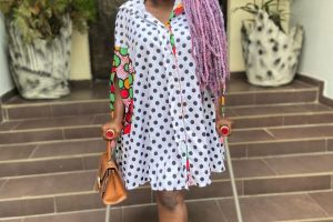 Nigerian Amputee Actress, Doris Samuel Graduates from UNIZIK with 2 degrees, after 7 years