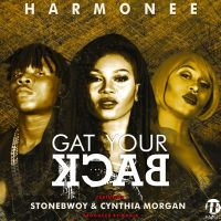 Harmonee ft. Stonebwoy & Cynthia Morgan - GAT YOUR BACK [Audio/Video]