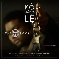 Mo Eazy - KO JABO LE (prod. by Sagzy)