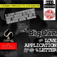 LOVE APPLICATION LETTER ...script'd by BigDan