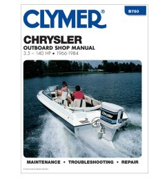 clymer chrysler 3 5 140 hp outboards 1966 1984  [ 1000 x 1000 Pixel ]