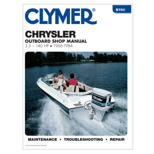 small resolution of clymer chrysler 3 5 140 hp outboards 1966 1984
