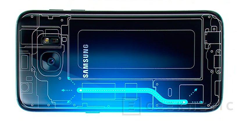 3d Wallpaper S8 Lg Utilizar 225 Un Heatpipe Para Refrigerar Su Lg G6