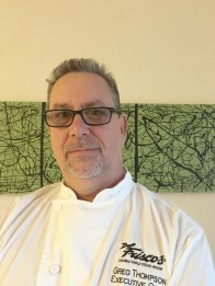 Greg Thompson, of Orlando, Florida, competing for Chef of the Year.