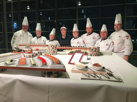 ACF Culinary Youth Team USA 2016