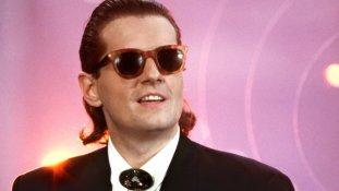 Austropop superstar Falco (EPA/JOERG SCHMITT)