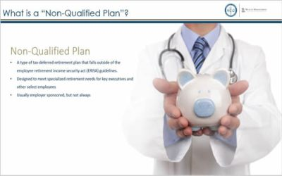Benefit Webinar: Physician's Life Income Plan