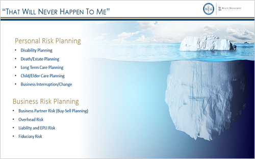 Benefit Webinar: Personal & Business Planning