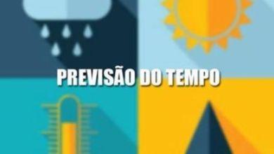 Photo of CHUVAS FORTE PARA HOJE!! VEJA A PREVISÃO DO TEMPO