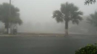 Photo of Vem chuva forte nas próximas horas!! Veja a previsão do tempo