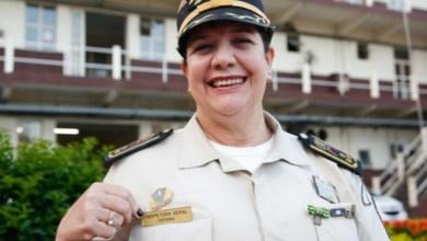 Photo of Dia da mulher: Comandante à frente de uma tropa com mais de 7.500 guardas municipais