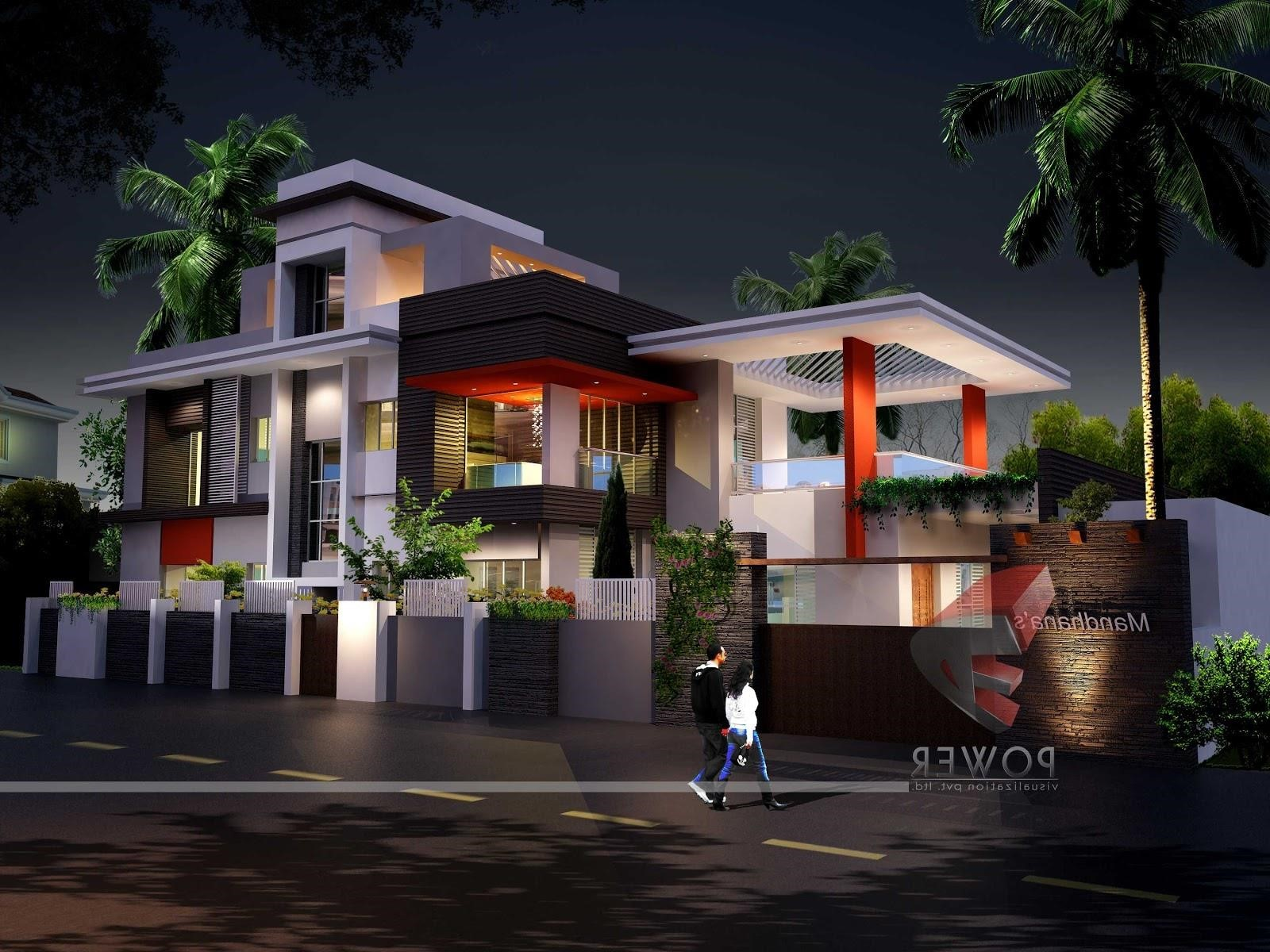 Ultra Modern House Plans