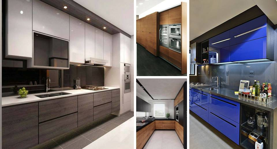 Top 5, Long Narrow Modern Kitchen Ideas For Your Tiny