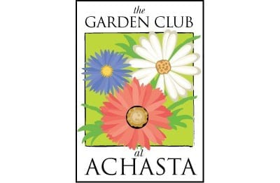 The Garden Club of Achasta Happenings!