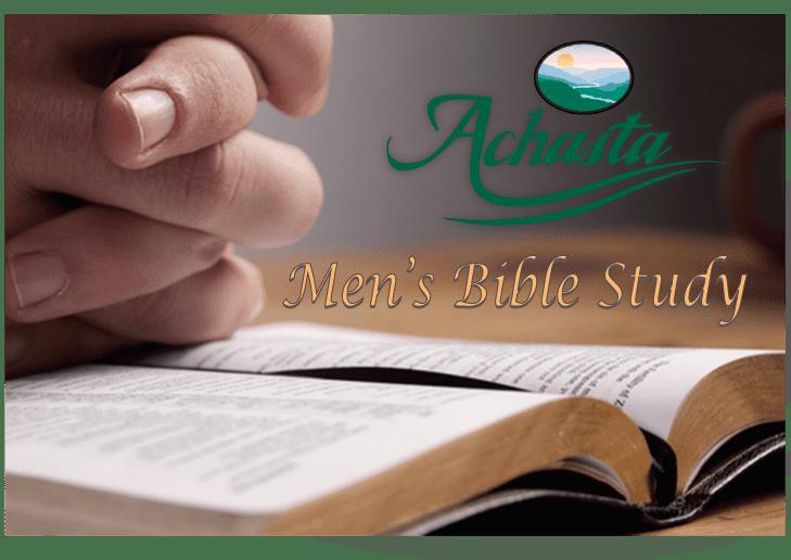 Achasta Men's Bible Study