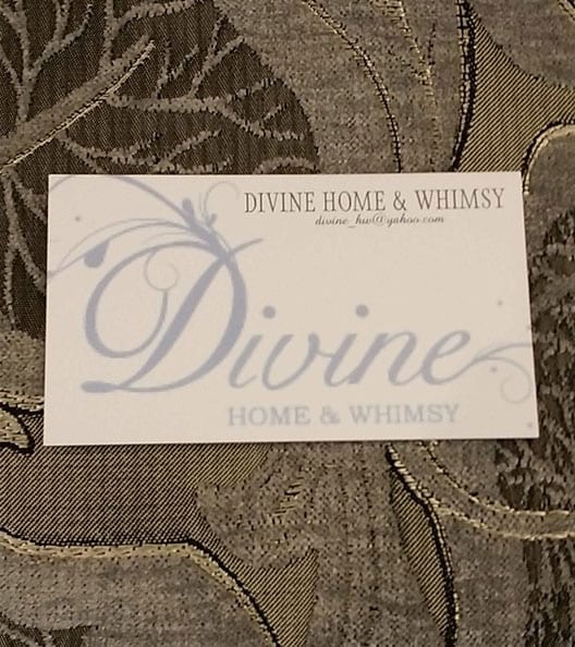 """Trunk Show at Divine Home and Whimsy with """"Beautiful Chaos"""""""
