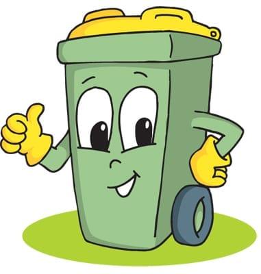 Trash Pickup for Christmas Week at Achasta