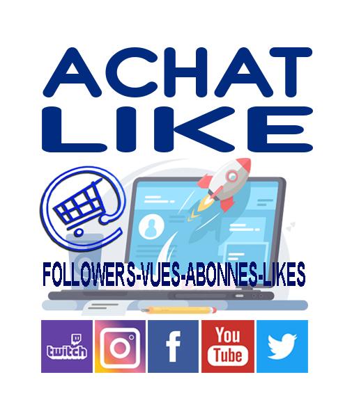 Vues-Followers-Abonnés-likes