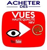 Vues YouTube Haute Qualité