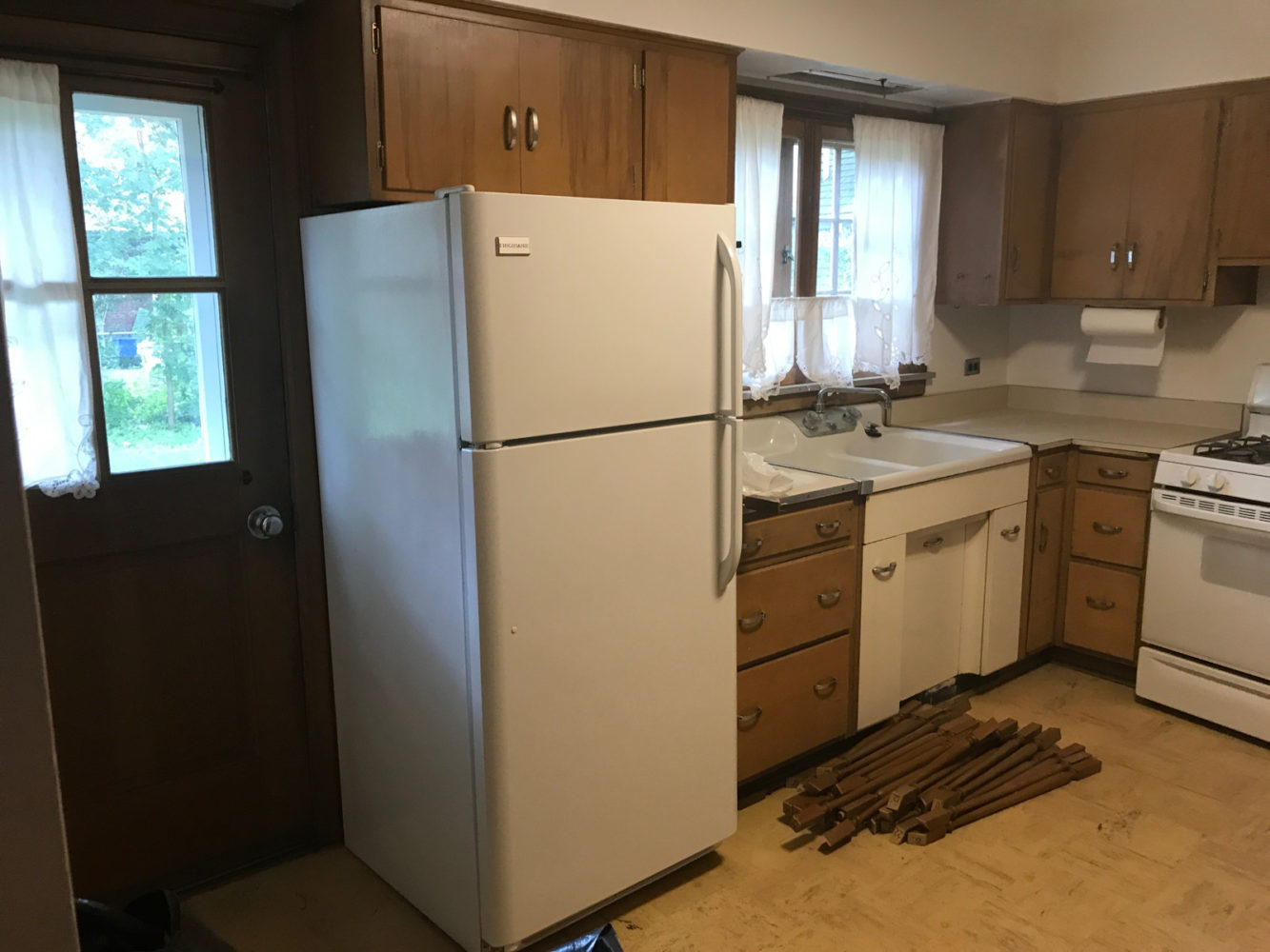New kitchen cabinets on Linden in Winnetka  Americas
