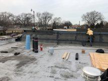 Commercial Roof Parapet Walls
