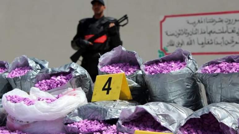إجهاض عملية كبرى لتهريب أكثر من 361 ألف قرص طبي مخدر وحجز أزيد من أربعة كيلوغرامات من الكوكايين كانت موجهة نحو المغرب انطلاقا من إسبانيا