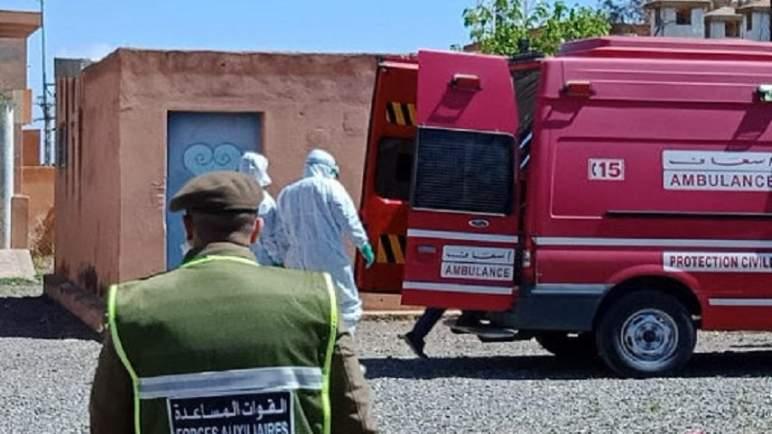"""مراكش ـ آسفى تعود لتصدر الحصيلة اليومية للإصابات ب """"كورونا"""""""