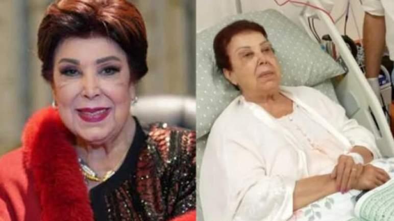 وفاة الفنانة المصرية رجاء الجداوي بعد معاناة مع (كورونا)