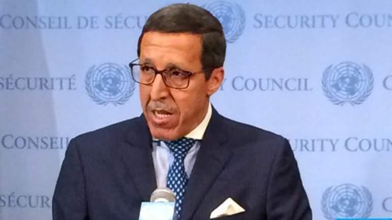 المغرب يعطي موافقته للأمين العام للأمم المتحدة على تعيين مبعوثه الشخصي إلى الصحراء المغربية، ستافان دي ميستورا