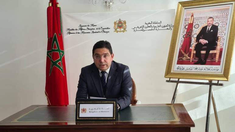 بوريطة: انخراط المملكة تحت قيادة جلالة الملك تتقاطع فيه الأبعاد المرتبطة بقضايا الهجرة والبيئة والتغيرات المناخية