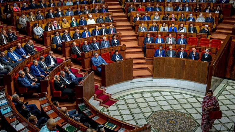 ديمقراطية ريعية برلمان معين