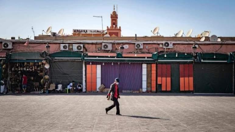 430 ألف سائح فقط زاروا مراكش في مارس الماضي
