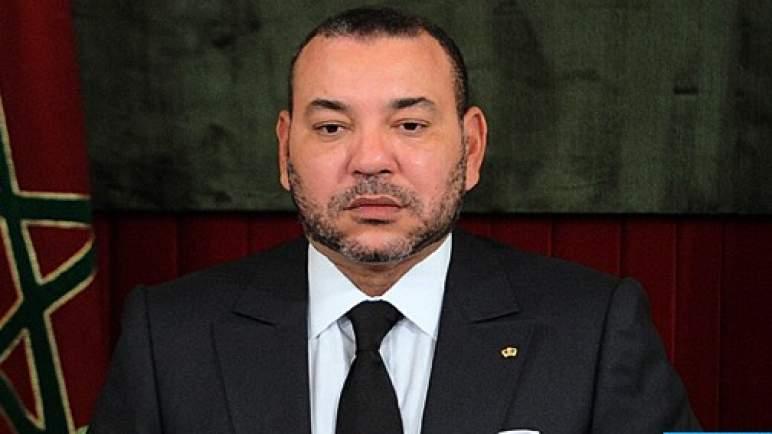 برقية تعزية ومواساة من جلالة الملك إلى الرئيس الجزائري على إثر حرائق الغابات التي خلفت العديد من الضحايا