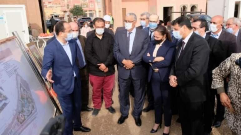 مشاريع جديدة لتحسين ظروف عيش 3500 أسرة بإقليم جرادة