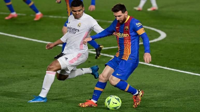 في كلاسيكو مثير.. الريال يهزم برشلونة (فيديو الأهداف)
