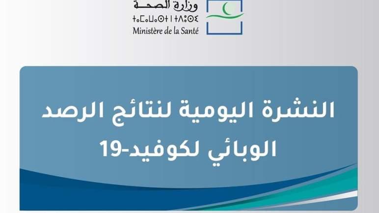 """""""كوفيد-19"""".. وزارة الصحة ستواصل نشر الحصيلة اليومية على هذا التوقيت"""