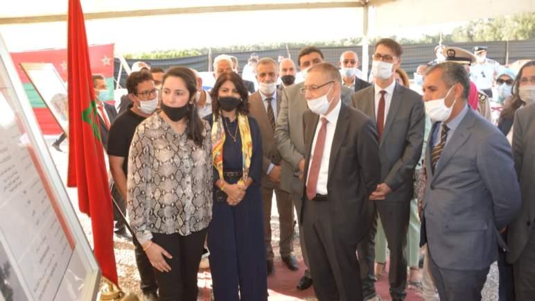 إطلاق مشروع بناء مركز لإسعاف وإدماج الأشخاص بدون مأوى ببني ملال