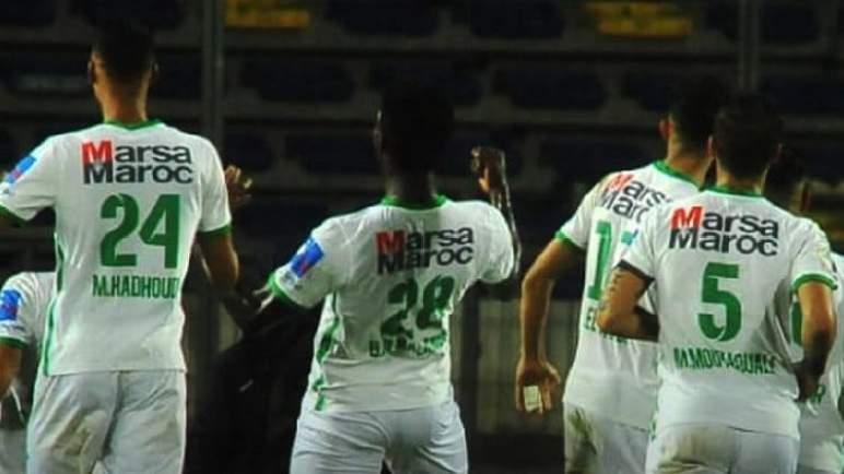 الرجاء ينقض على صدارة البطولة بعد الفوز على الجيش في الكلاسيكو