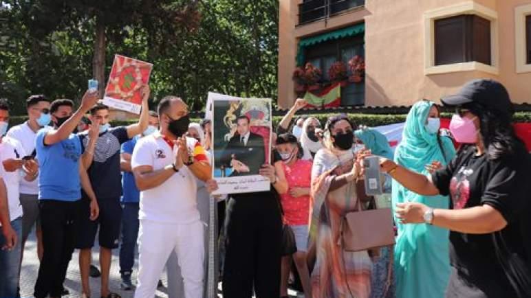 فاعلون جمعويون مغاربة وإسبان يطالبون بإعادة تفعيل مسطرة المتابعة القضائية في حق زعيم الميليشيات الانفصالية