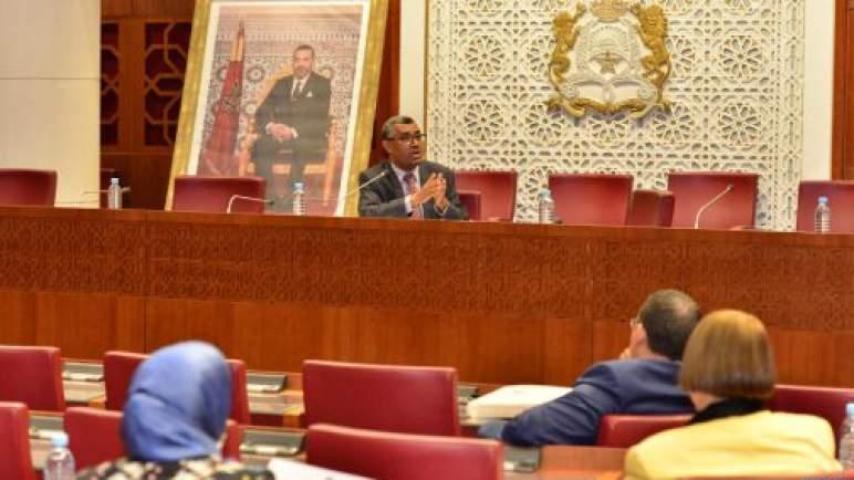 لجنة المالية بمجلس النواب تصادق على مقترح قانون بتصفية نظام معاشات أعضاء مجلس المستشارين
