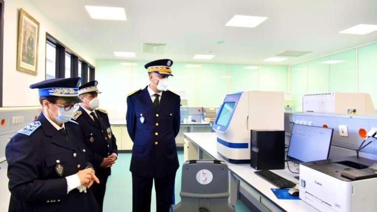 المختبر الوطني للشرطة العلمية والتقنية صرح علمي رائد لمواكبة التطورات التي تعرفها الجريمة وطنيا ودوليا