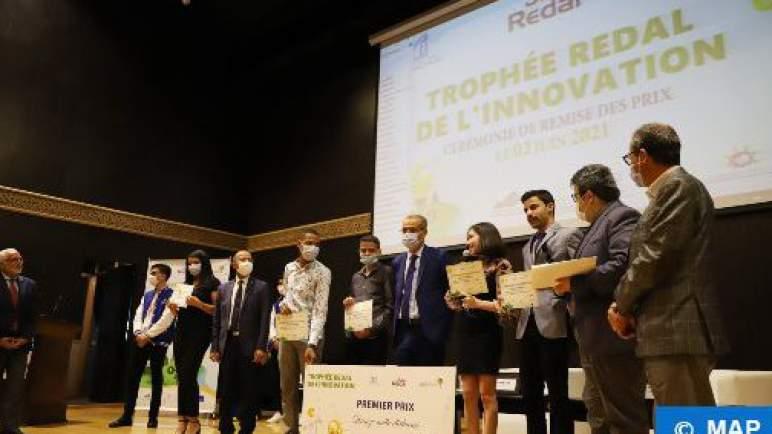 جائزة (ريضال) للابتكار.. تتويج ثلاثة مشاريع